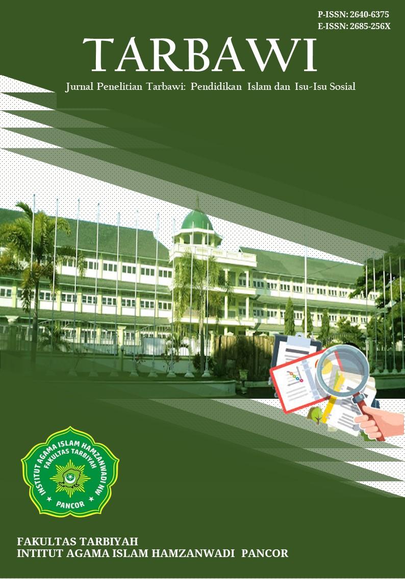 View Vol. 5 No. 1 (2020): Januari-Juni: Pendidikan Islam dan Isu-Isu Sosial